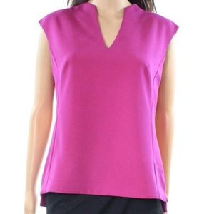 Ted Baker Paysy High Neck Long Back Panel Top